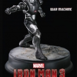 Dragon Iron man 3 War Machine 2 1/9 Action Hero Vignette NEW