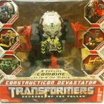 Transformers: ทรานสฟอร์เมอร์ Revenge Of The Fallen Decapticons Devastator Hasbro NEW