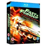 Blu-ray Fast & Furious The Complete Collection BOXSET UK NEW