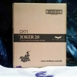 Hot Toys MMS DX 11 -The Joker 2.0 : TDK Collectible Figure NEW