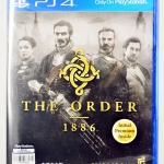 PS4 The Order: 1886 zone 3 NEW