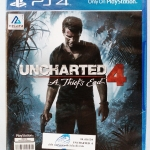 PS4 Uncharted 4: A Thief's End Zone3 NEW