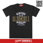 เสื้อยืด OLDSKULL : ULTIMATE HD #08 | LIGHT BLACCK