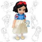 "Disney Animators Princess Snow White 16"" Gift Doll Collection NEW"