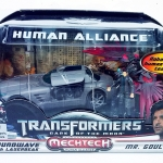 Transformers Dark of The Moon Human Alliance Soundwave [KO] NEW