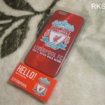 Case I Phone 6/6s Liverpool
