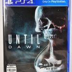 PS4 Until Dawn ASIA NEW