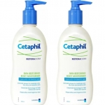 Cetaphil restoraderm body moisture 295ml 2 ขวด สำเนา