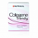 คอลลาเจนNutrakal Collegene Trendy Fish Peptide 30 ซอง
