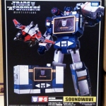 Transformers Masterpiece MP-13 Soundwave Action Figure Takara NEW