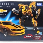 Takara Tomy Transformers Masterpiece Movie Series MPM-3 Bumblebee NEW