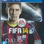 PS4 FIFA 2014 FIFA 14 zone 3 ASIA NEW
