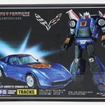 Transformers Masterpiece MP25 Tracks TAKARA TOMY NEW
