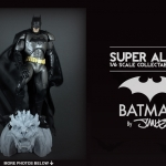 Play Imaginative Super Alloy Batman by Jim Lee 1/6 Scale Collectable Figure