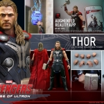 Hot Toys : MMS306 THOR Avengers: Age of Ultron 1/6th scale NEW