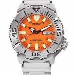 นาฬิกาข้อมือ SEIKO Divers Automatic Orange Monster รุ่น SKX781J1 (made in japan)