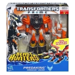 Transformers Prime Beast Hunters Voyager Class Predaking Figure 6.5 Inches NEW