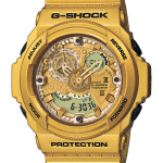 นาฬิกา คาสิโอ Casio G-Shock Limited model Crazy Gold series รุ่น GA-300GD-9A