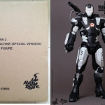 Hot Toys MMS 166 IRON MAN 2 - WAR MACHINE (Special Version) 1/6 scale