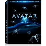 Blu-ray Avatar Extended Collector's Edition US NEW