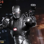 Hot Toys MMS198-D03 War Machine Mark II Diecast Edition Iron Man 3 1/6 Scale NEW