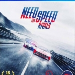 PS4 Need For Speed: Rivals zone 3 ASIA NEW