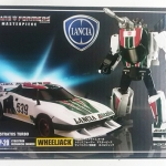 Transformers Masterpiece MP-20 WheelJack TOMY TAKARA NEW