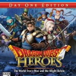 PS4 Dragon Quest Heroes: The World Tree's Woe and the Blight Below NEW