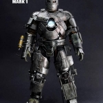 Hot Toys MMS80 IRON MAN MARK I NEW