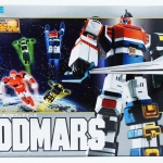 Bandai GX 40 Godmars Soul of Chogokin Six God Combination Lot Japan NEW