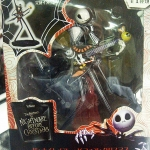 Nightmare Before CHRISTMAS Jack Guitar Player SEGA Prize NEW