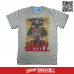 เสื้อยืด OLDSKULL EXPRESS: SAMULAI GHOST | GREY