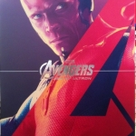 Hot Toys MMS 296 Vision Avengers: Age of Ultron 1/6th scale NEW