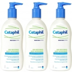 Cetaphil restoraderm body moisture 295ml 3 ขวด สำเนา