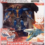 Transformer Prime AM-22 Dreadwing TAKARA Voyager Class New
