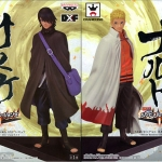 Banpresto DXF : Naruto & Sasuke Shinobi Relations SP The Last Movie NEW