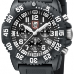นาฬิกา Luminox รุ่น LUMINOX 3081 Men Navy SEAL White Colormark Chronograph