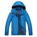 Jacket Outdoor S15 สีน้ำเงิน