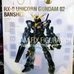#1011 GFF METAL COMPOSITE RX-0 Unicorn Gundam 02 Banshee NEW