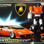 Transformers masterpiece MP-12 Lambor [Sideswipe] NEW