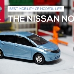 #103 TOMICA NISSAN NOTE 1/63
