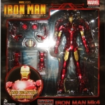 Active Gear Collection - Iron Man MK IV ( Mark 4) 1/9 by Art Sprits NEW