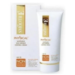 Smooth E Physical Sunscreen White Babyface UV Expert SPF50 PA+++15 G.