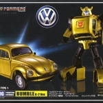 Transformers Masterpiece MP-21G Bumble Ver.G2 TAKARA NEW