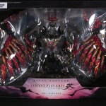 Play Arts Kai : Final Fantasy Variant Bahamut Action Figure NEW