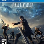 PS4 Final Fantasy XV NEW