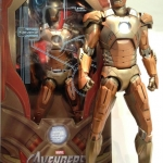 NECA Avengers IRON MAN Mark XXI MIDAS 1/4 Scale 18 inch NEW