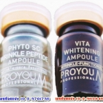 PROYOU M PHYTO SC WRINKLE AMPOULE + PROYOU M VITA WHITENING AMPOULE Stem cell korea