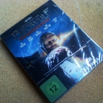 Blu-ray Beowulf Director's Cut STEELBOOK DE NEW