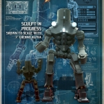 NECA Pacific Rim 18 inch Cherno Alpha NEW